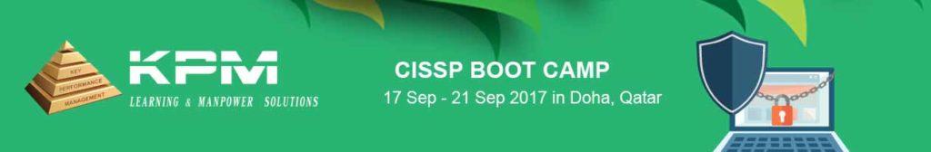 CISSP Certification Doha Event